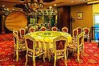酒店用餐餐桌