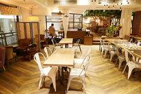 咖啡厅室内环境图