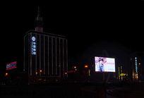 中国移动夜景