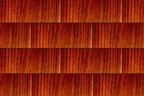 木板材背景墙
