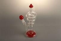 手工艺品玻璃烟壶