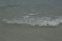 芭提雅清澈的海水
