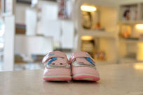 粉色鞋子的kitty