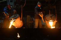钢铁工业生产