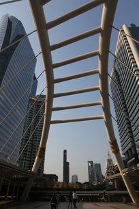 曼谷摩天大楼