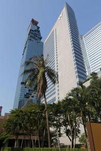 曼谷摩天大楼群