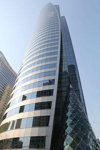 曼谷现代摩天大楼