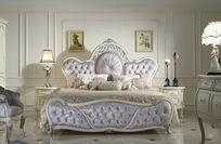 欧式卧室家居装饰图片