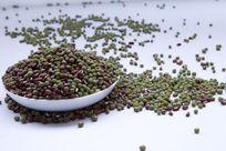 五谷杂粮之红豆和绿豆