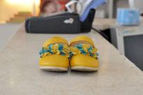 小小的鞋子