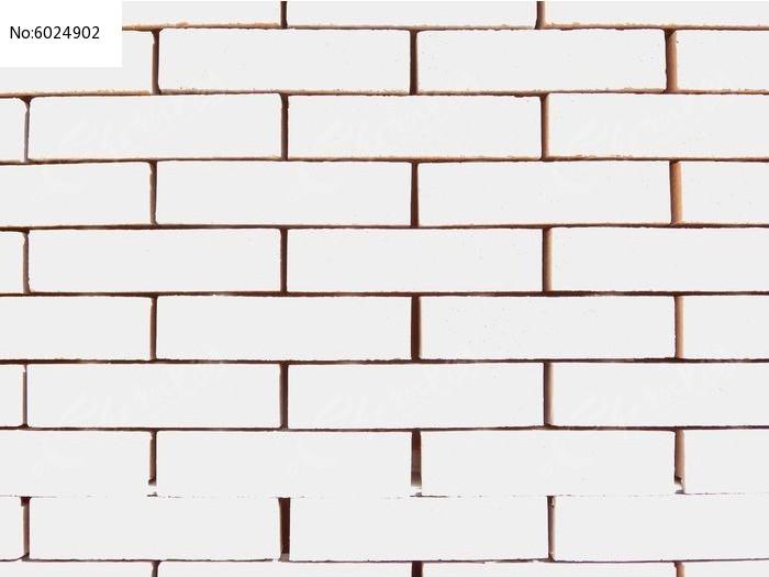 白色砖墙背景图片,高清大图_线条边框素材