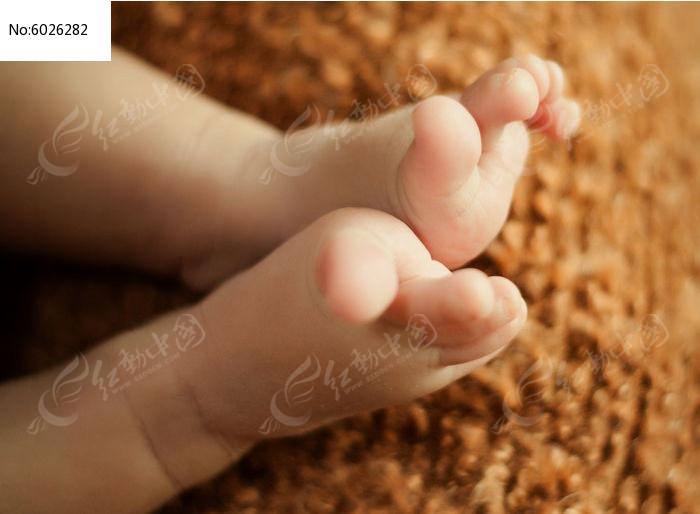 婴儿脚丫子图片,高清大图