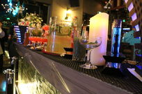 酒吧吧台酒水饮料