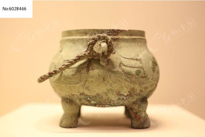 商朝青铜器卣图片