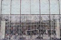 铁栅栏背景