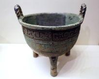 西周青铜器拃伯鼎