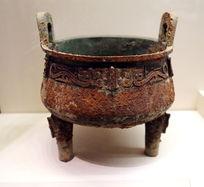 西周青铜器苒鼎