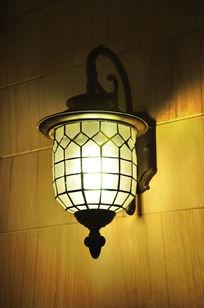 传统中式的墙壁灯饰
