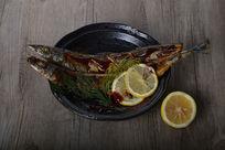 美味营养秋刀鱼
