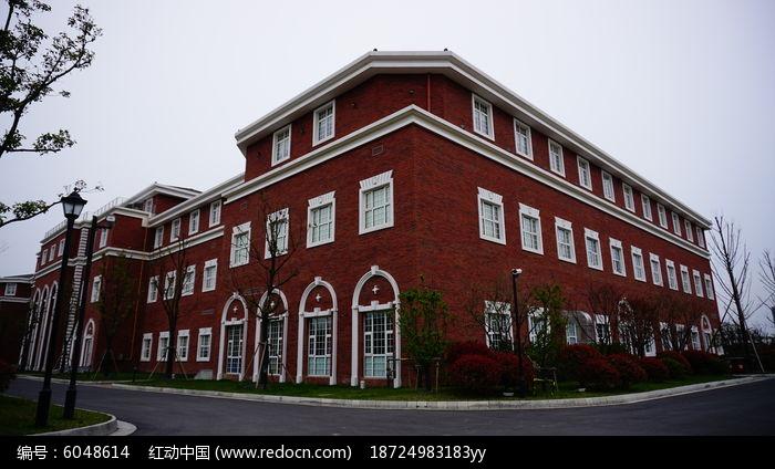 商学院 大学 建筑 欧式建筑