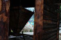 仲德村的木房子