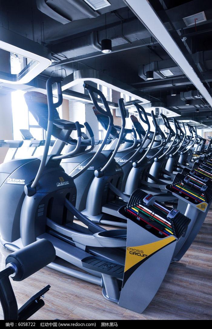 健身器械椭圆机
