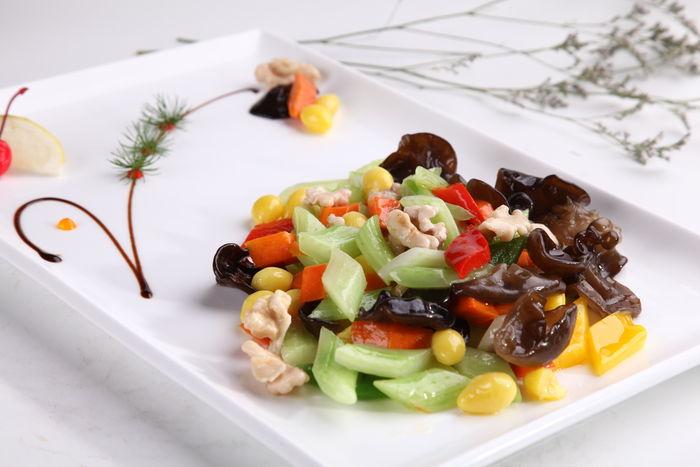 原创摄影图 餐饮美食 中国菜系 港式养生小炒  请您分享: 素材描述:红图片