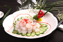 美味水晶虾仁