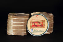 勐海陈韵普洱生茶饼