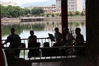 老年京剧乐团