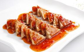泰式鸡酱炸豆腐