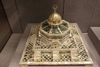 巴勒斯坦国礼贝雕清真寺模型