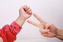 儿童手指游戏