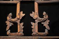 高椅古典雕花