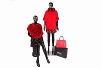 红色时尚版组合