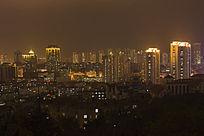 青岛美丽的夜景