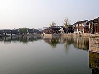 荡口古镇建筑景观