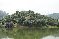 湖泊与岛屿