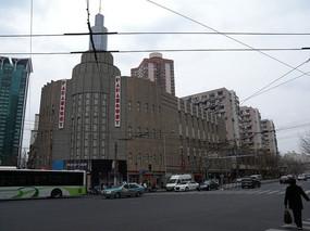 上海百乐门舞厅横构图