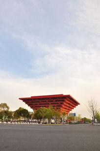 世博会中国馆风光
