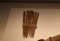 西汉时期木篦子