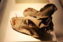 西汉时期牛皮鞋