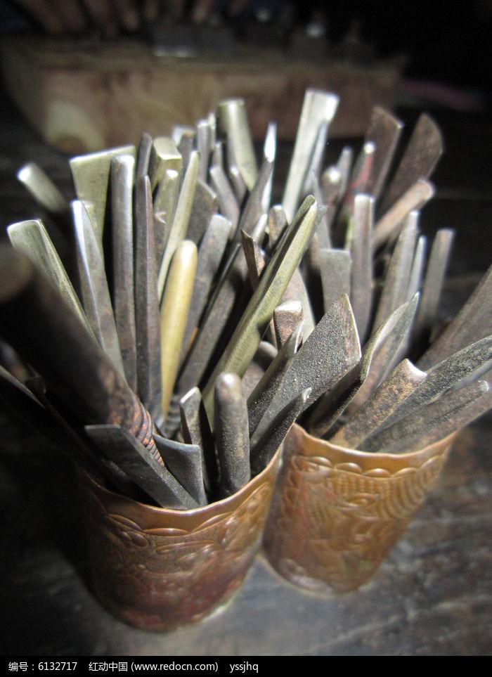手作簪刻工具