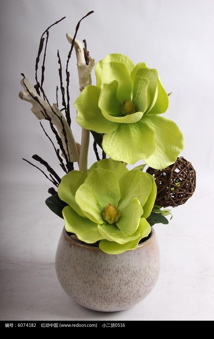 原创摄影图 动物植物 花卉花草 陶瓷插画摆件图片