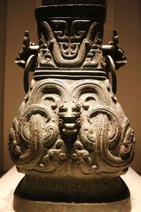 西周时期颂青铜壶