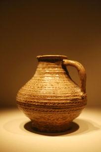 西周时期原始瓷壶
