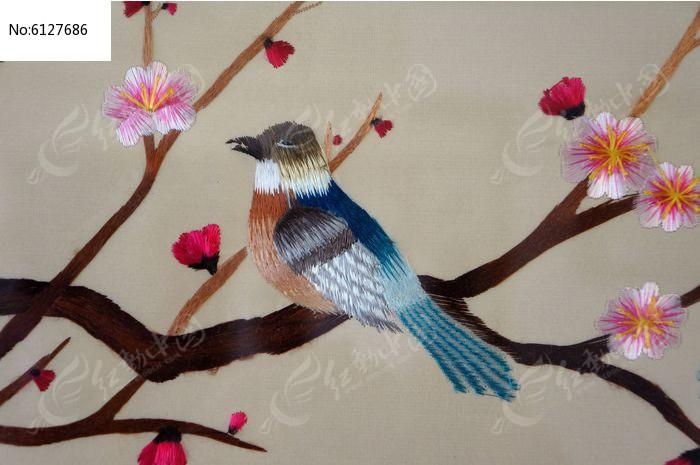 彩铅手绘喜鹊步骤