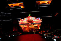 珠江大酒楼夜景