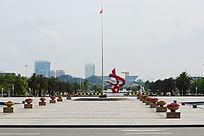 东莞市的中心标志