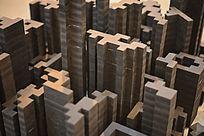 仿真城市模型制作
